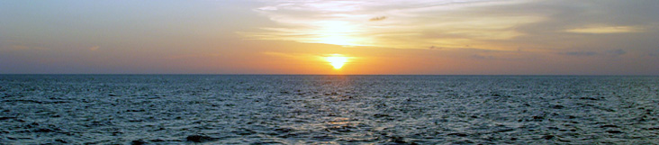Ocean Sunset - Little Cayman, BWI