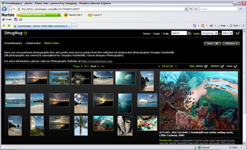Smugmug.com - screenshot